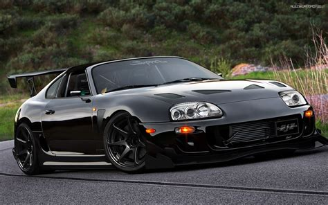 toyota supra wallpapers images  pictures backgrounds