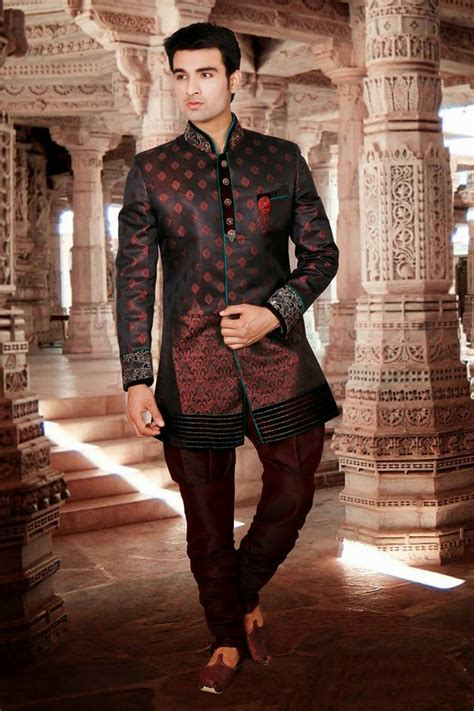 Indian Conventional Wedding Wearing Ideas for Men   Weddings Eve