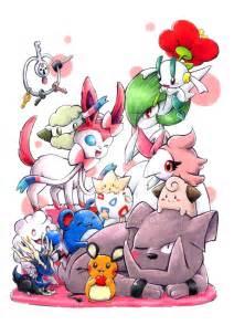 Pokemon Fairy Type SOLD
