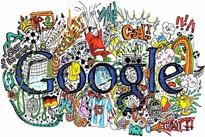 Doodle Google Contemporary Perceived
