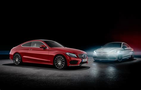 Mercedes C Class Coupe Backgrounds wallpaper coupe mercedes black background mercedes