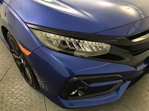 2020 New Honda Civic Si Coupe Manual At Round Rock Honda