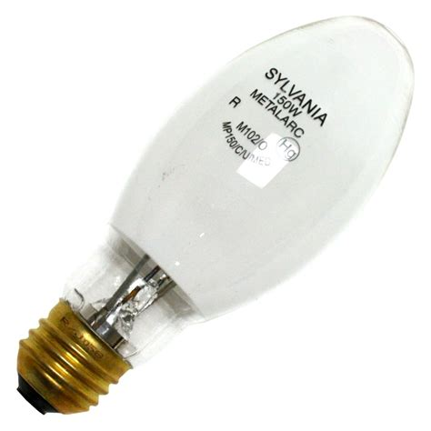 sylvania 64406 mp150 c u med 150 watt metal halide light