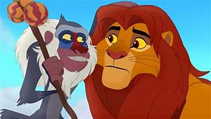 The Lion Guard And The Epic Nod to The Lion King | SKGaleana