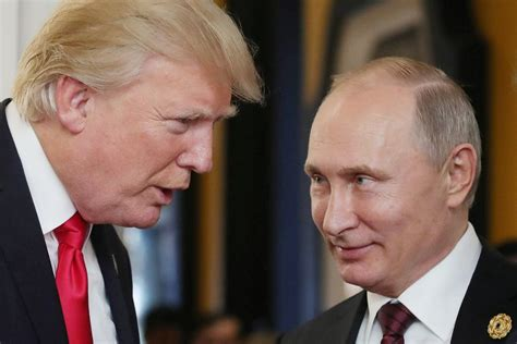 Trump invites Putin to WH