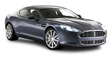Luxurius Car : Gray Aston Martin Rapide Luxury Car Png Image