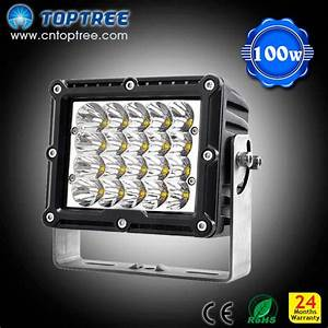 W led flood light off road mining truck heavy