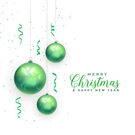 You can copy, modify, distribute and perform the work, even for commercial purposes, all without asking permission. Merry christmas and happy new year greeting card Vector ...