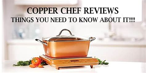 copper chef induction cooktop review  ultimate buying guide