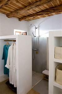 Petite Salle De Bain Avec Douche Italienne : douche italienne 33 photos de douches ouvertes ~ Carolinahurricanesstore.com Idées de Décoration