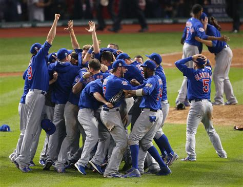 Holy Cow! The Cubs Are World Series Champs!
