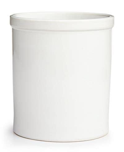 martha stewart ceramic utensil crock   macys