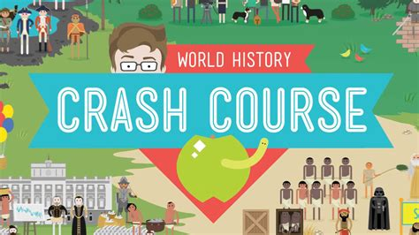Crash Course World History Poster! (2 of 3) - YouTube