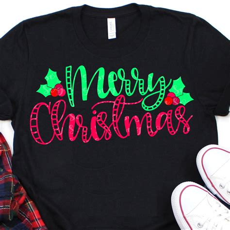 Purchase includes an svg/png/dxf/eps file, making it perfect for use in cricut. Merry Christmas svg, Christmas svg, holly berry svgs ...