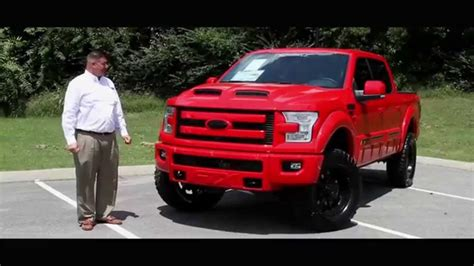 ford   lariat ftx  tuscany race red youtube