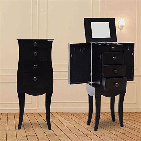 Black Standing Jewelry Armoire by Generic O 8 O 4229 O Ror Sta Organizer Mirror Nizer M