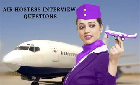21 air hostess questions