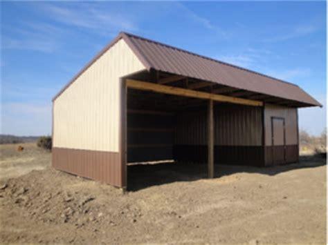 Loafing Shed Kits Oklahoma by J J Chapman Construction Custom Work Gazebos Cabins