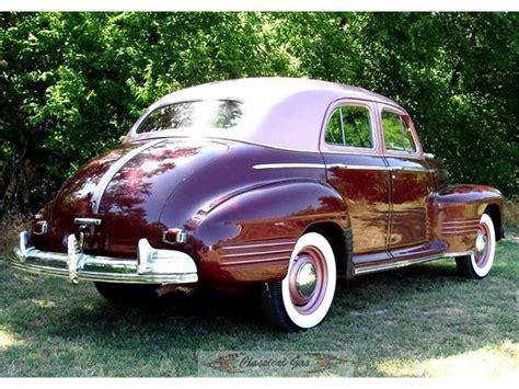 1941 Pontiac Silver Streak For Sale