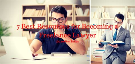 7 Best Resources For Becoming A Freelance Lawyer  Law Firm Suites