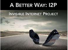 I2P and the Dark Web