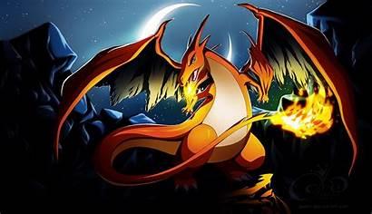 Pokemon Anime Mega Charizard Dragon Cool Pillow