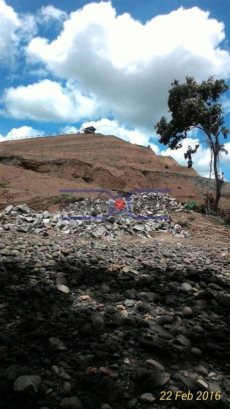 jasa drilling blasting proyek bendungan paseloreng