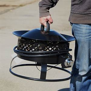 Aurora Portable Fire Pit  U2013 Bond Mfg Heating