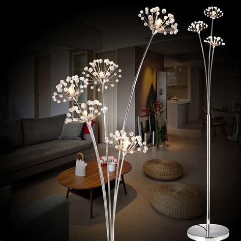 standing lights for bedroom aliexpress com buy new modern crystal floor l for