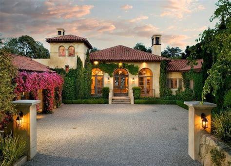 Spanish Mediterranean Homes Interior Design  Art Home