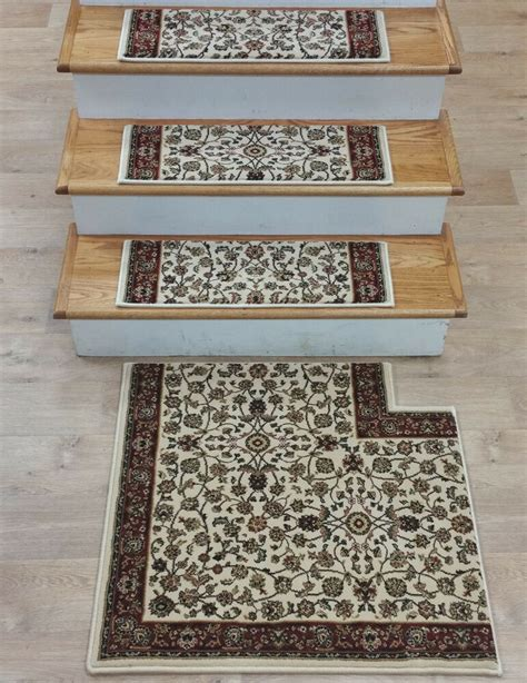 Rugs For Stairs Runners by Rug Depot Carpet Stair Treads Matching Landing