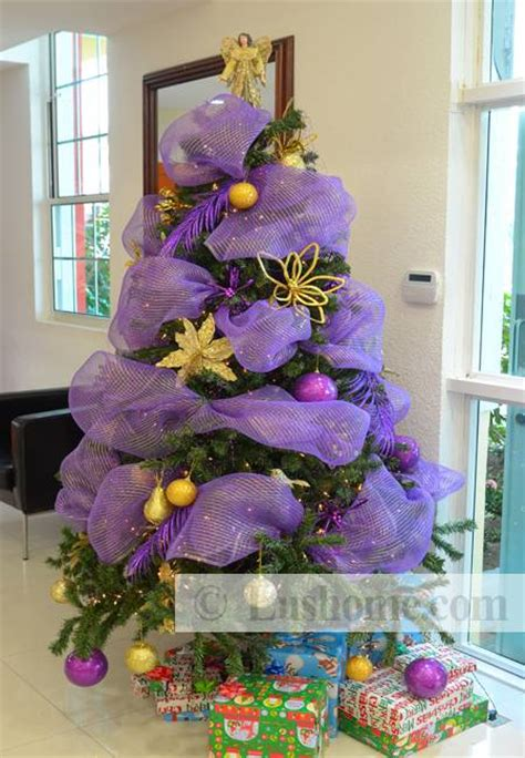 tree decorations ideas with ribbons tree decorating with colorful ribbons