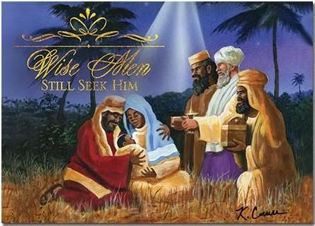 african american christmas cards aae    black