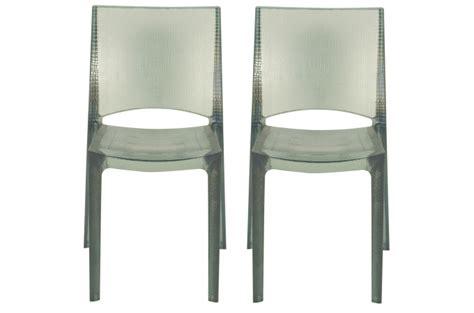 chaises plastique transparent chaises plastique transparent 30 luxe fauteuil