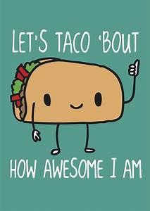 Taco Tuesday Fu... Taco Funny Quotes
