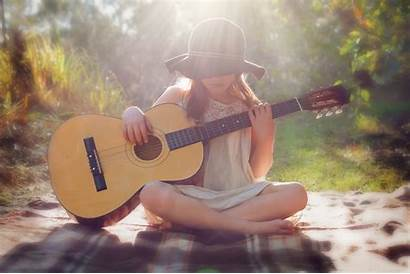 Guitar Playing Wallpapers Beauty Wallpaperplay Ashes Desktop
