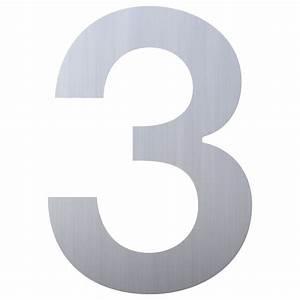 Ea Support Nummer : hausnummer 3 design edelstahl ~ Buech-reservation.com Haus und Dekorationen