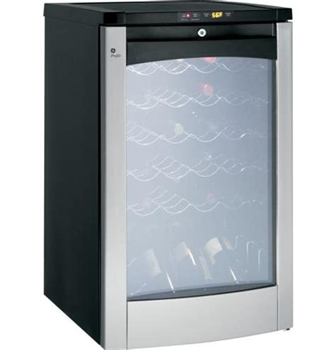 ge profile deluxe wine center pwrfanbs ge appliances