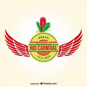 Rio carnival vector Vector | Free Download