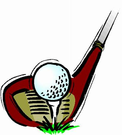 Golf Clip Ball Vector Clipart Advertisement Logos