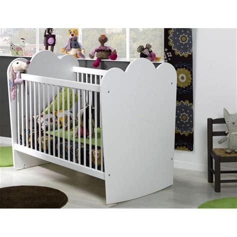 chambre bébé roumanoff katherine roumanoff lit barreaux 60x120 cm linea blanc