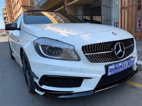 Here it is, the brand new 2021 mercedes gla 45 s amg! Mercedes Benz A Class A45 AMG 4Matic for sale in Gauteng | Auto Mart