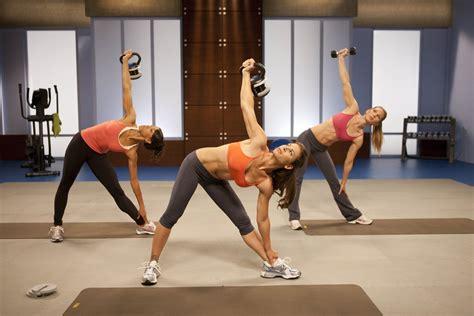 kettlebell exercises beginners jillian michaels shred weights workout exercise beginner dvds swing dvd fitness april variation