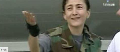 Ingrid Betancourt: la vidéo de sa libération - Gala