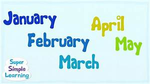 Diagram Of Months