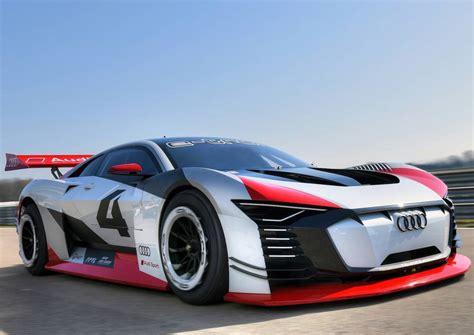 Audi Etron Vision Gran Turismo Wordlesstech