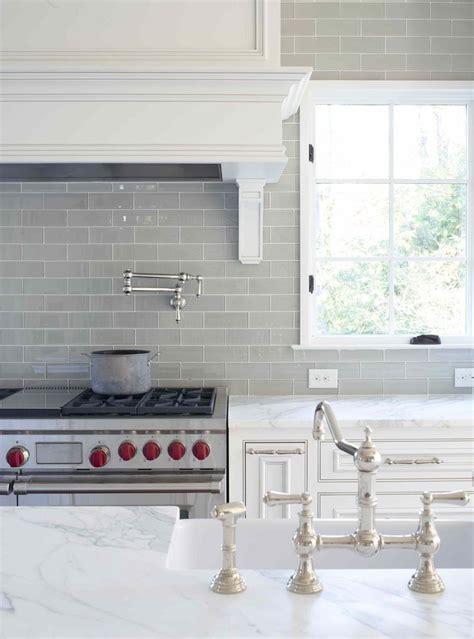 gray glass tile kitchen backsplash smoke glass subway tile subway tile backsplash white cabinets and grey