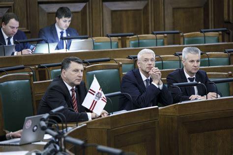 Vējonis pēdējā uzrunā Saeimai norāda, ka nav pieļaujama ...