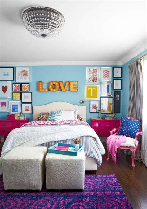 peinture chambre ado fille peinture chambre enfant en 50 idées colorées