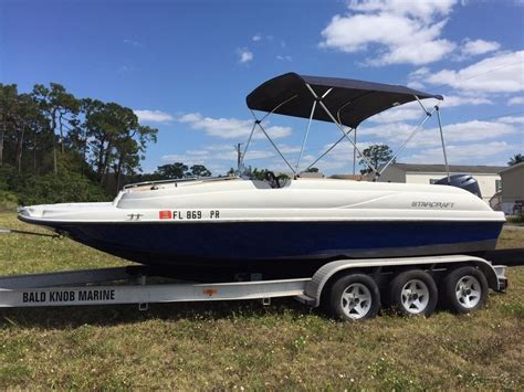 Starcraft Deck Boats For Sale Florida by Starcraft Str Deck Boat 2014 For Sale For 19 900 Boats